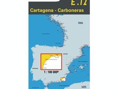 E 12 Cartagena a Carboneras Equipo cubierta