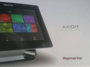 Pantalla AXIOM 9, Navegacion 3D Navegación