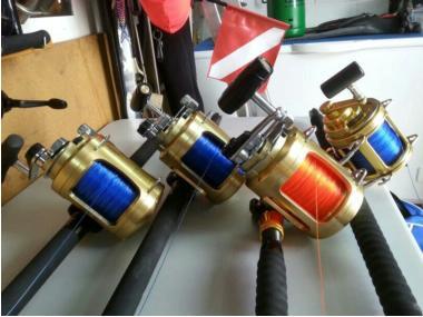 Vendo cuatro equipos de pesca de altura Barco de pesca