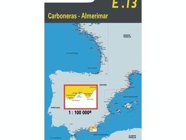 E 13  Carboneras a Almerimar Equipo cubierta
