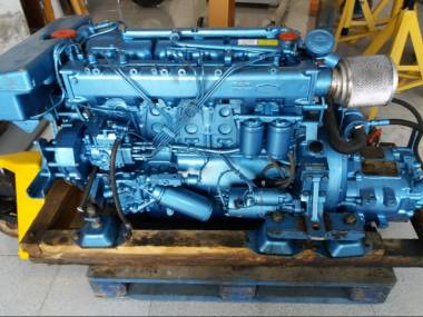 Motor NANNI MAN novo Motores