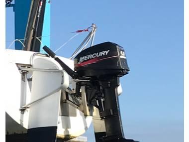 Motor fueraborda 8Cv 2T - Mercury Motores