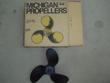 HELICE  9 1/4X12 3P ALUMINIO MICHIGAN  -OUTLET Motores
