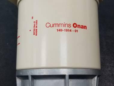 FILTRO DE COMBUSTIBLE ONAN CUMMINS Motores