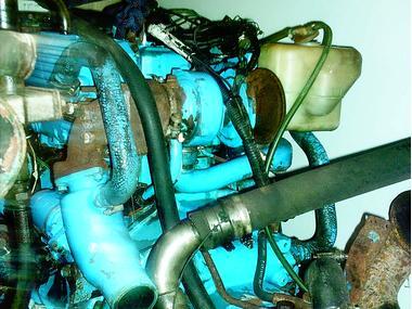 Motor YAMAHA 60 cv Motores