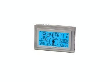 Time Meteo NK9520. Hora radiocontrolada con opción de desactivación. Electrónica