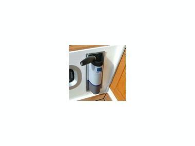 Estuche de manivela - Blue Performance Velas/Toldos