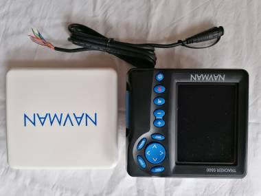 Lector de cartas navman tracker 5500 +antena GPS navman 1300 Electrónica