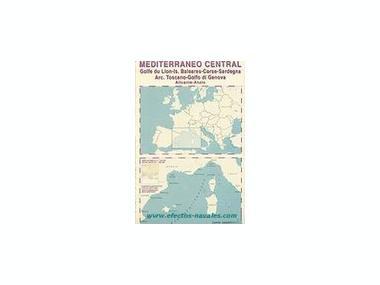 Carta naútica intercontinental - Mapes de navegacío Varios/Decor/Libros