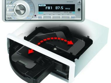 Radio Marina Boss Audio Mr-1580Di Am/Fm, Usb, Sd, Aux Conforto à bordo