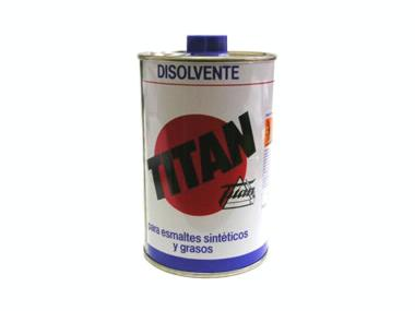 Disolvente para sintéticos Titán Otros