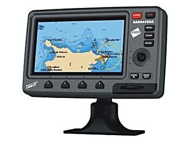 Plotter/GPS Barracuda Electrónica