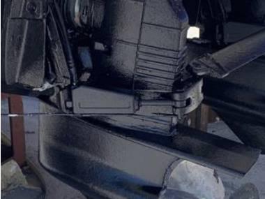 DESPIECE COLA 290 SX DP VOLVO PENTA Motores