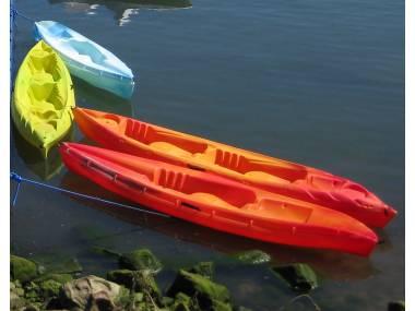KAYAK MONOPLAZA UNA PLAZA MININORY Kayaks/Piraguas