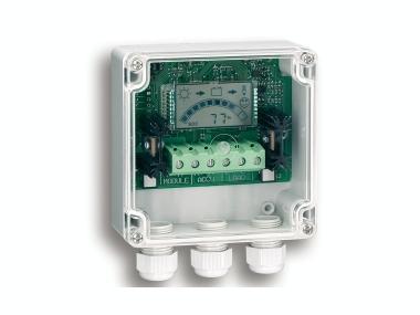 Regulador solar Steca PR20A 12/24V IP65 Electrônica