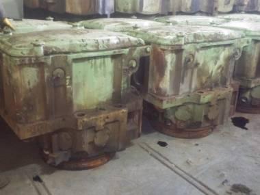 MAN 4860 Kaver, Rocker Arm, Bearing Motores