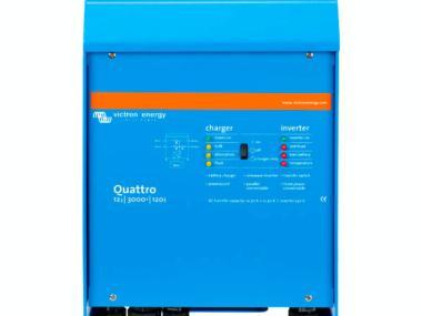 Victron Energy Quattro 12-3000-120-50-30 Electrecidade