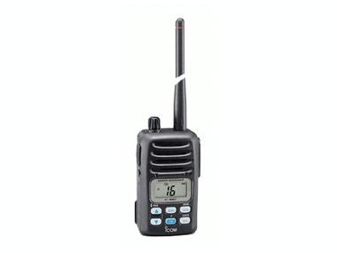 VHF portatil - ICOM Electrónica