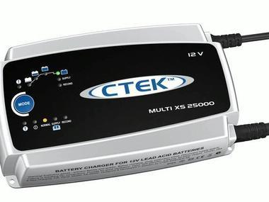 Cargador de Baterias MXS 25 Ctek Electricidad