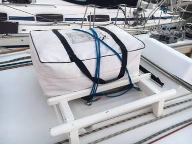 life raft , zattera di salvataggio Seguridad