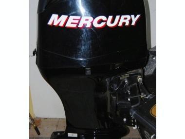 Mercury 80cv, con papeles de 60 Navegação
