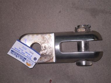 TOGGLE INOX DIAM BULON 32 MM Equipo cubierta