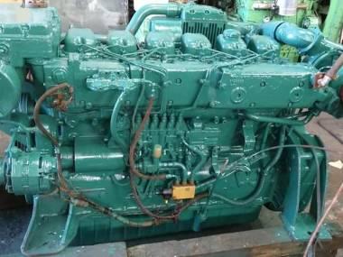 Motor marino volvo tamd 122A Motores