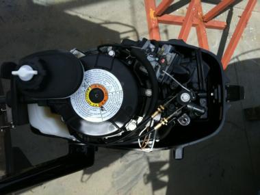 Motor Fueraborda Mercury - 6 Motores