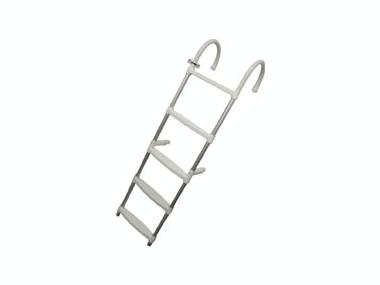 Escalera de Aluminio 5 Peldaños Otros