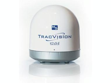 Antena de televisión vía satélite KVH TracVision M5 Otros