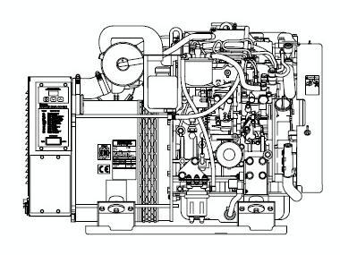 Kohler 13kw Motores