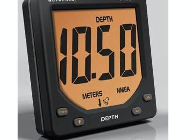 AdvanSea Sonda Depth S400 Electrónica