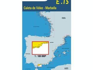 E 16 Estrecho de Gibraltar Equipo cubierta