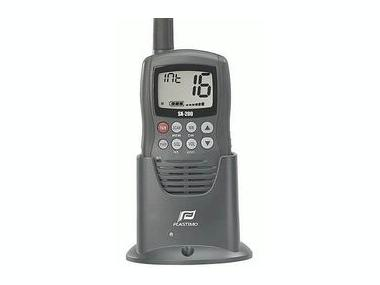 Emisora Portatil VHF SX-200 Plastimo Electrónica