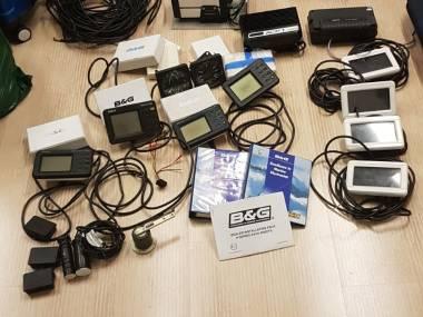 ELECTRONICA H-2000 B&G HERCULES Electrónica