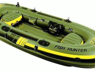 Sevylor Bote HF360 Fish Hunter 4 Plazas Otros
