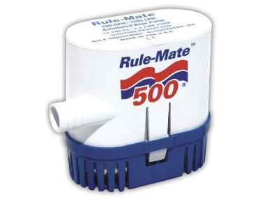 Bomba de Sentina Automatica Rule-Mate 500 12VDC Otros