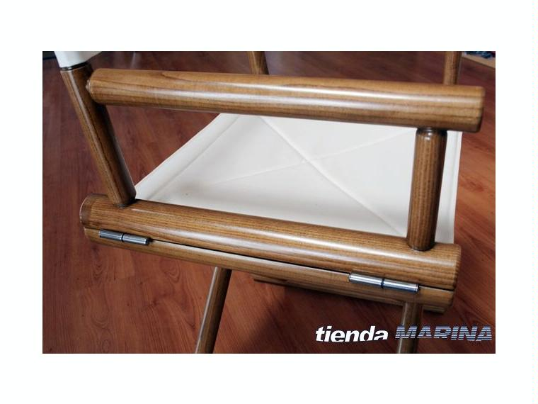 De Calida Barcos 61011Otros Silla Blanca Plegable 91021 Cosas rBQdeCoxWE