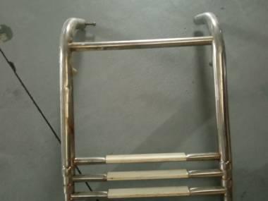 Escalera plegable Equipo cubierta