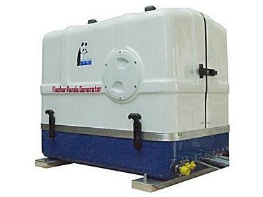 06 - Panda PMS 12000 NE, Kubota, 10,2 kW / 12,0 kVA, agua dulce Electricidad