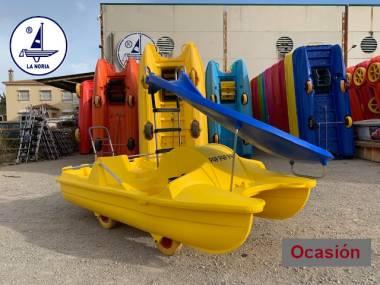 Hidropedal P4P - Ocasión Navegación
