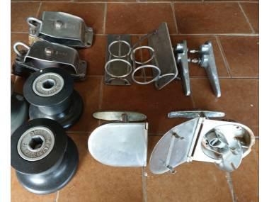 Winch e attrezzatura di coperta Passatore Sartini Equipo cubierta