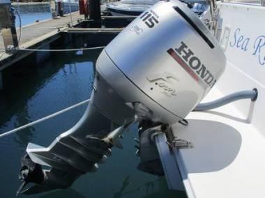 MOTOR HONDA 115cv Motores