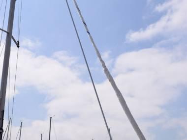 ALMACENADOR FACNOR ASYM FX 2500+asimetrico Velas/Toldos