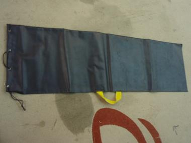 BOLSA PLASTICO NEGRO 1,45X0,45 Velas/Toldos