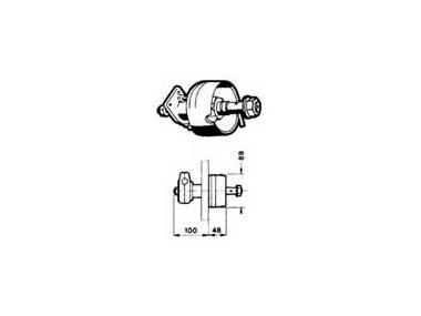 Kit Eje De Direccion Motores