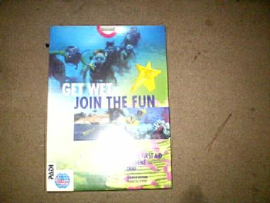 GET WET JOIN THE FUN Submarinismo