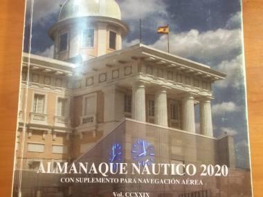 Almanaque náutico 2020 Varios/Decor/Libros
