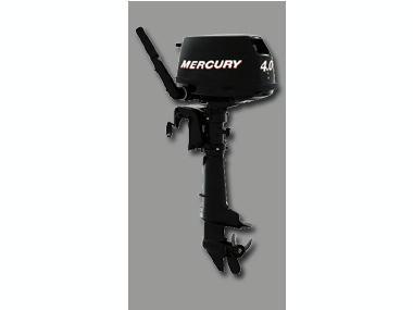 Motor fueraborda Mercury    4 CV 4 Tiempos   M Motores