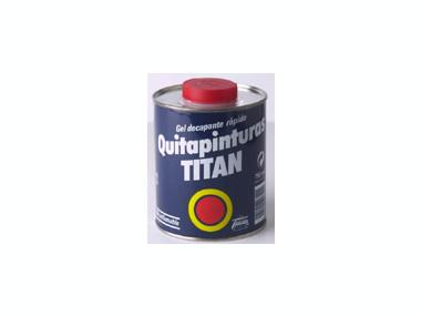 Quitapinturas Titán Otros